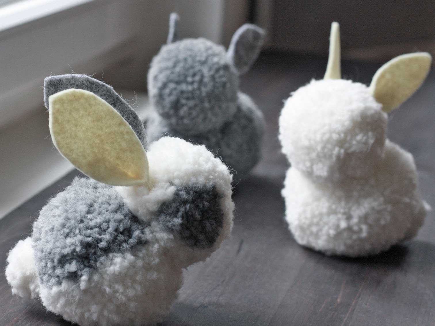 DIY Lapin Câlin