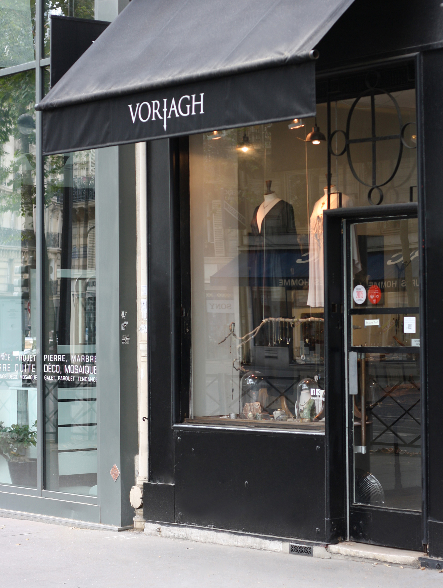 boutique voriagh
